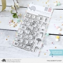 The Bunny´s Hop - Clear Stamps - Mama Elephant