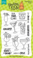 Cocktail Mixer - Clear Stamps - Newton´s Nook Designs