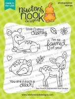 Deer Friend - Clear Stamps - Newton´s Nook Designs