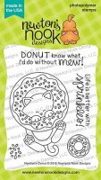 Newton´s Donut - Clear Stamps - Newton´s Nook Designs
