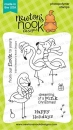 NN151004-newtons-nook-designs-clear-stamps-festive-Flamingos