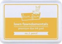 lawn fawn dye ink no. 2 pencil