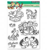 Christmas Hugs - Stempel
