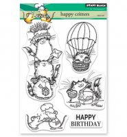 Happy Critters - Stempel