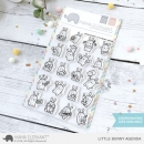 Little Bunny Agenda - Clear Stamps - Mama Elephant