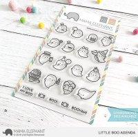 mama elephant - little boo agenda