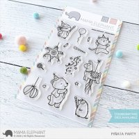 Mama Elephant - Pinata Party