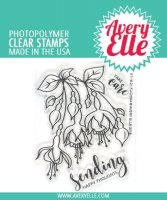 ST1821-Avery-Elle-Fuchsia-clear-stamps
