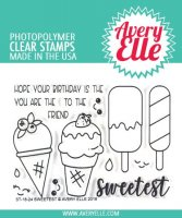 Sweetest - Stempel