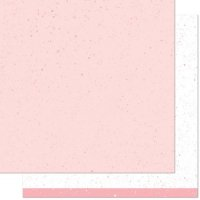 "Lawn Fawn - Spiffy Speckles - Strawberry Frosting - 12""x12"""