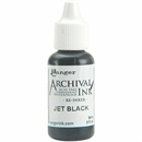 "Archival Ink ""Jet Black"" - Refill"