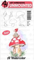 WC-elves-set-art-impressions-rubber-stamps