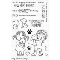 New Best Friend - Stempel - MFT