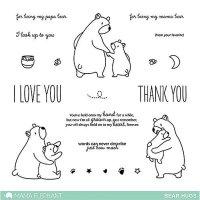 Bear Hugs - Mama Elephant