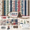 "Cabin Fever - Collection Kit - 12""x12"""