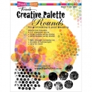 Creative Palette - Rounds - Stampendous