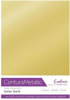 cpm10-sgold-crafters-companion-centura-metallic-cardstock-solar-gold