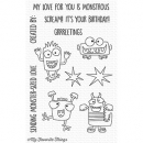 Monster Sized - Stempel - MFT