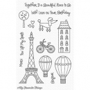 In Paris - Stempel - MFT