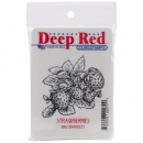Strawberries - Stempel - Deep Red