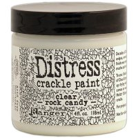 Distress Crackle Paint - Clear - Ranger