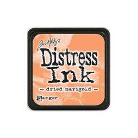 distress ink - dried marigold