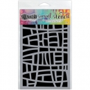 Stained Glass Small - Stencil - Dylusions