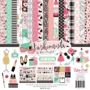 "Fashionista - Collection Kit - 12""x12"""