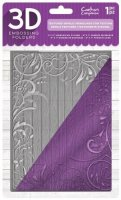 Textured Swirls - 3D Embossing Folder - Crafters Companion