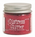 Ranger Distress Glitter - Festive Berries