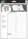 Create 365 - The Happy Planner - CLASSIC - Daily Sheets