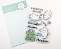 Oh Manatee - Stempel
