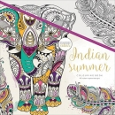 Colouring Book -  Indian Summer - Kaisercraft