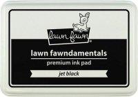 lawn fawn - jet black