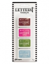 Ranger - Letter It - Stamping Ink Set #2