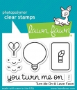 Turn me On - Stempel