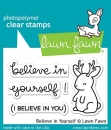 Believe in Yourself - Stempel