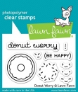 Donut Worry - Stempel