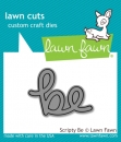 Scripty Be - Lawn Cuts