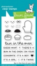 Bun in the Oven - Stempel