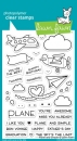 Plane And Simple - Stempel