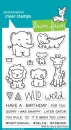 Wild For You - Stempel