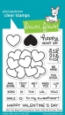 How You Bean? Conversation Heart Add-On - Stempel