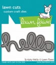 Scripty Hello - Lawn Cuts