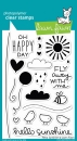 Hello Sunshine - Stempel