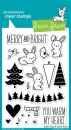 Snow Day - Stempel