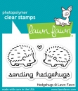 Hedgehugs - Stempel