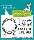 Wheelie Like You - Stempel