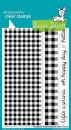 Gingham Backdrops - Stempel