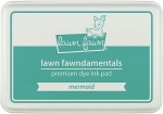 Mermaid_dyeinkpad_lawnfawn